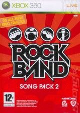 Купить Игру Rock Band: Song Pack 2 (Xbox 360) на Microsoft Xbox 360 диск