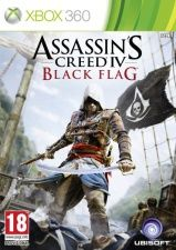 Купить Игру Assassin's Creed 4 (IV): Черный флаг (Black Flag) (Xbox 360/Xbox One) на Microsoft Xbox 360 диск