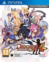 Игра Disgaea 4: A Promise Unforgotten (Revisited) (PS Vita) для Sony PlayStation Vita
