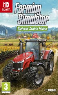 Купить игру Farming Simulator Nintendo Switch Edition Русская Версия (Switch) диск
