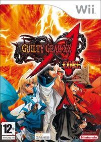Купить игру Guilty Gear XX Accent Core (Wii/WiiU) на Nintendo Wii диск