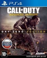 Игра Call of Duty: Advanced Warfare. Day Zero Edition. Русская версия (PS4) USED Б/У Playstation 4
