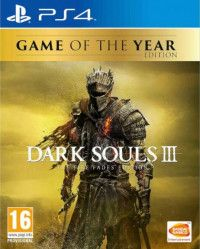 Купить Игру Dark Souls 3 (III) The Fire Fades Edition (PS4) на Playstation 4 диск