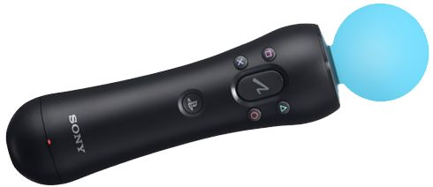 PlayStation Move Controller Контроллер движений (Оригинал) (OEM)