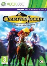 Купить Игру Champion Jockey: G1 Jockey and Gallop Racer с поддержкой Kinect (Xbox 360) на Microsoft Xbox 360 диск