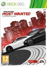 Need for Speed: Most Wanted 2012 (Criterion) (с поддержкой Kinect) Русская Версия (Xbox 360) USED Б/У