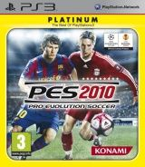 Купить игру Pro Evolution Soccer 2010 (PES 10) (PS3) USED Б/У для Sony Playstation 3
