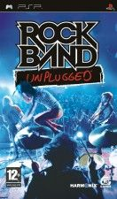 Игра Rock Band: Unplugged для Sony PSP
