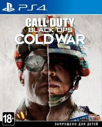 Игра Call of Duty: Black Ops Cold War Русская Версия (PS4/PS5) Playstation 4