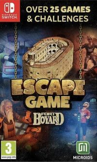 Escape Game Fort Boyard (Switch)