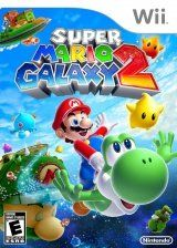 Купить игру Super Mario Galaxy 2 NTSC (Wii/WiiU) на Nintendo Wii диск