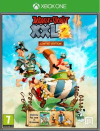 Купить Игру Asterix and Obelix XXL2 Limited Edition Русская Версия (Xbox One) на Xbox One диск