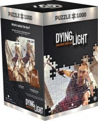 Пазл Dying Light Crane's figh (1000 элементов)