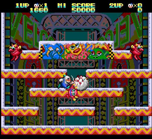 Картридж Сборник игр 4 в 1 (YH 8042) (CONTRA7+FIGHTER 2010+SNOW BROS+BASEBALL STREET) (8 bit) для Денди