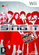 Купить игру Disney Sing It! High School Musical 3 Senior Year (Wii/WiiU) на Nintendo Wii диск