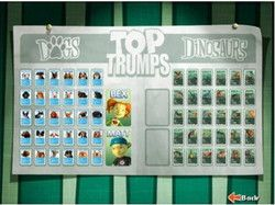 Игра Top Trumps: Dogs and Dinosaurs (DS) для Nintendo DS