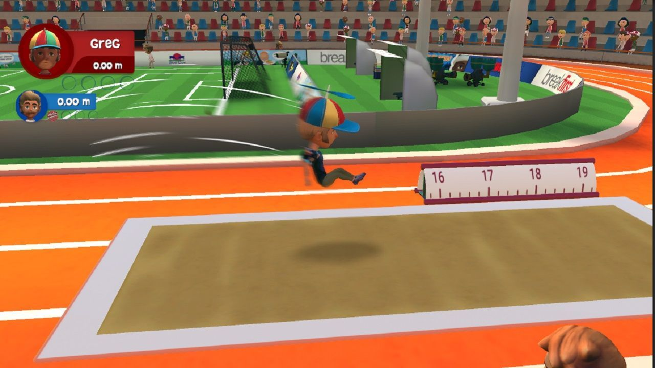 Instant Sports: Summer Games (Switch)