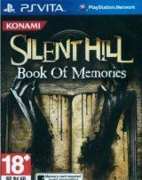 Silent Hill: Book of Memories Азиатская Версия (PS Vita)