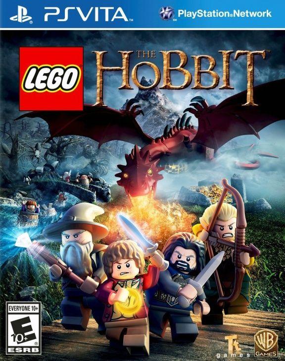 LEGO Хоббит (The Hobbit) (PS Vita)