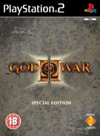 God of War (Бог Войны) 2 (II) Special Edition (PS2)