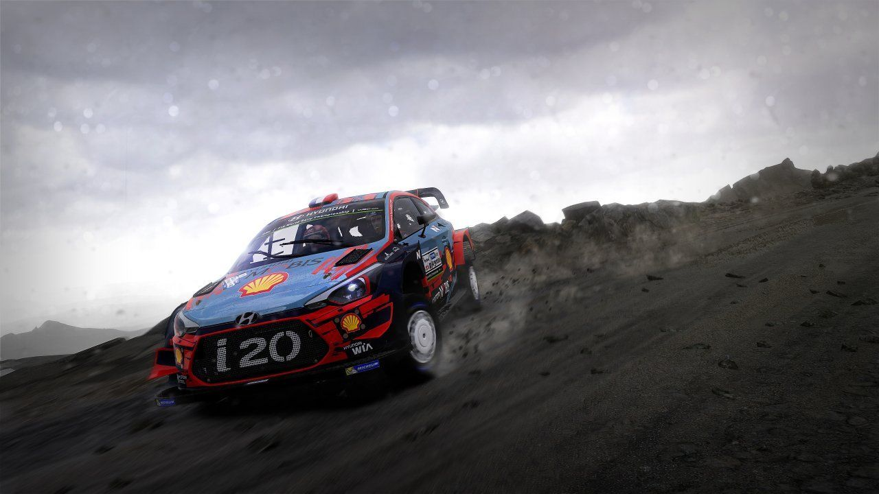 WRC 8: FIA World Rally Championship (Xbox One)