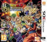 Купить игру Dragon Ball Z: Extreme Butoden (Nintendo 3DS) на 3DS