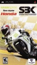 Игра SBK Ten Kate Honda Superbike World Championship (PSP) для Sony PSP