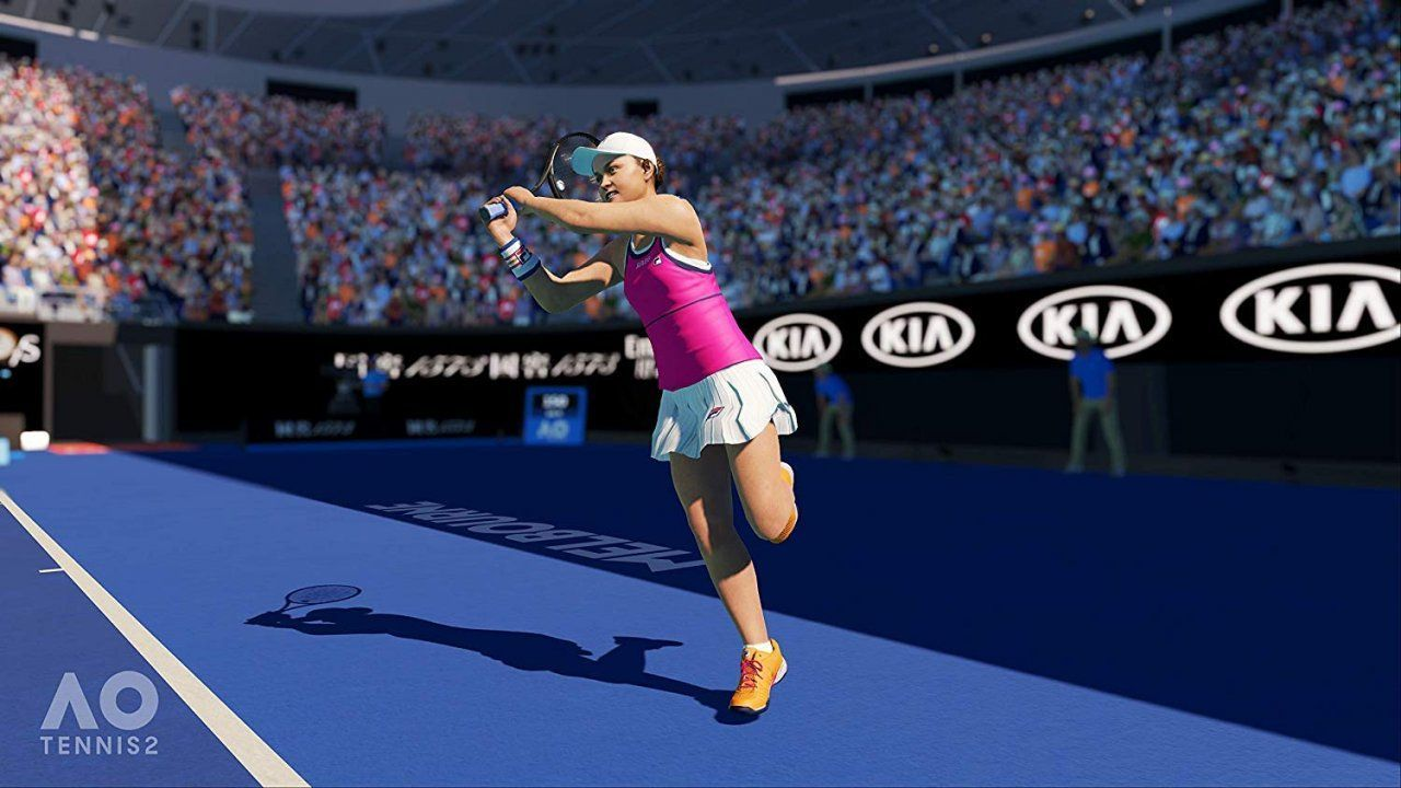 AO Tennis 2 (Switch)