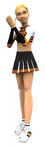 Игра All Star Cheerleader (DS) для Nintendo DS