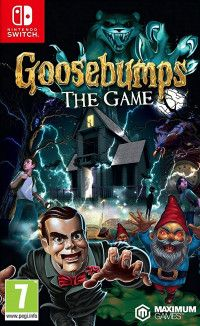 Игра Goosebumps The Game (Switch) для Nintendo Switch