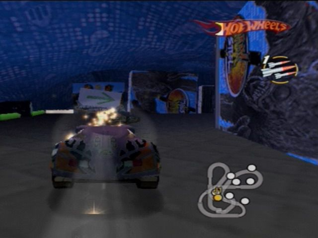 Hot Wheels: Beat That (PS2)