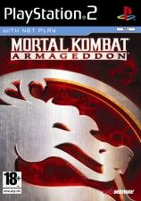 Купить Игру Mortal Kombat: Armageddon (PS2) для Sony PS2 диск