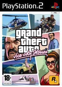 GTA: Grand Theft Auto: Vice City Stories (PS2)