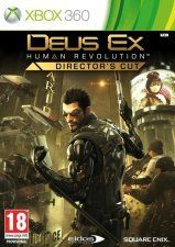 Купить Игру Deus Ex: Human Revolution Director's Cut (Xbox 360/Xbox One) на Microsoft Xbox 360 диск