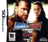 Игра WWE SmackDown vs Raw 2009 (DS) для Nintendo DS