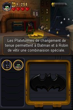 Игра LEGO Batman: The Video Game (DS) для Nintendo DS