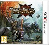 Купить игру Monster Hunter Generations (Nintendo 3DS) на 3DS