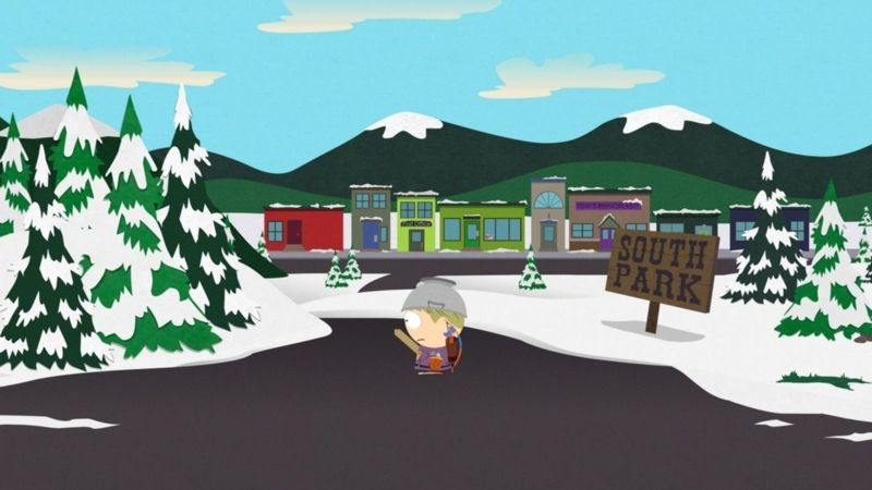 South Park: Палка Истины (The Stick of Truth) Русская Версия (PS3)