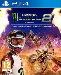 Купить Игру Monster Energy Supercross 2 (PS4) на Playstation 4 диск