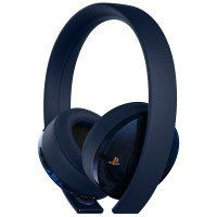 Беспроводные стерео наушники Sony Gold Navy Wireless Stereo Headset (CUHYA-0080) для Sony PlayStation 4
