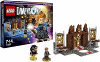 LEGO Dimensions Story Pack - Fantastic Beasts (MACUSA, Newt Scamander, Niffler) Фигурки Lego Dimensions