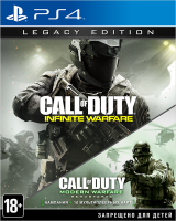 Call of Duty: Infinite Warfare Legacy Edition Русская Версия (PS4)