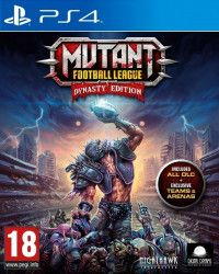 Mutant Football League: Dynasty Edition (PS4)