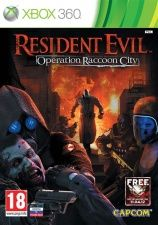 Resident Evil: Operation Raccoon City Русская Версия (Xbox 360)