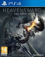 Игра Final Fantasy XIV (14): Heavensward (дополнение) (PS4) USED Б/У Playstation 4