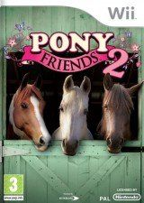 Купить игру Pony Friends 2 (Wii/WiiU) на Nintendo Wii диск