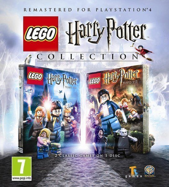 LEGO Гарри Поттер: Collection годы 1-7 (Harry Potter Years 1-7) (Xbox One)