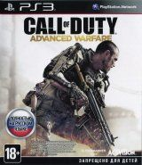 Call of Duty: Advanced Warfare Русская версия (PS3)