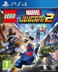 LEGO Marvel: Super Heroes 2 Русская версия (PS4)