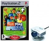 Купить Игру EyeToy: Play Sports + Камера Рус. Док. (PS2) для Sony PS2 диск